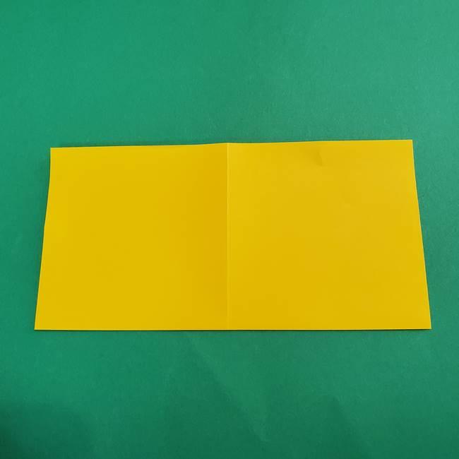 折り紙の花火 8枚でつくる簡単な折り方作り方①パーツ(4)