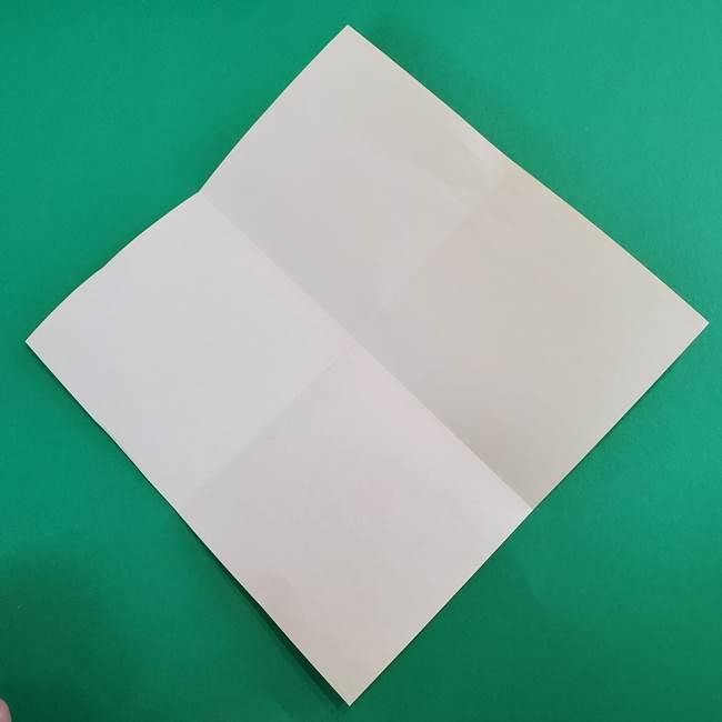 折り紙の花火 8枚でつくる簡単な折り方作り方①パーツ(5)