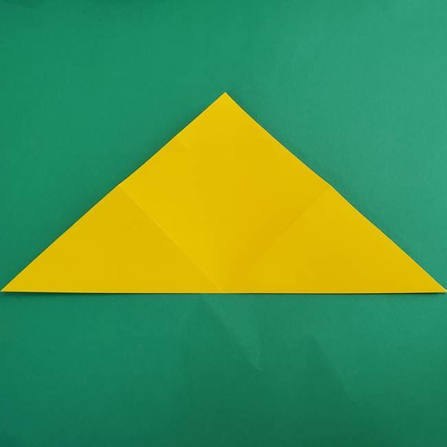 折り紙の花火 8枚でつくる簡単な折り方作り方①パーツ(6)