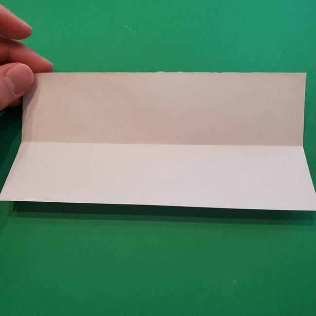 折り紙の蓮(ハス)の花☆立体的な作り方折り方①花(3)