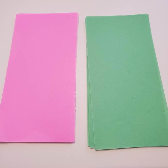 折り紙の蓮(ハス)の花☆立体的な作り方折り方