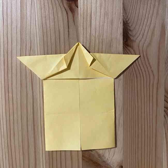折り紙 コリラックマの折り方作り方 (13)