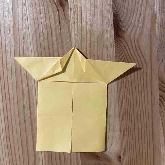 折り紙 コリラックマの折り方作り方 (17)