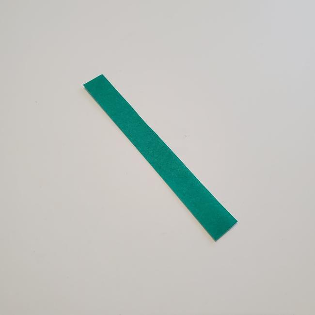折り紙-朝顔のつると葉っぱ|必要なもの(2)