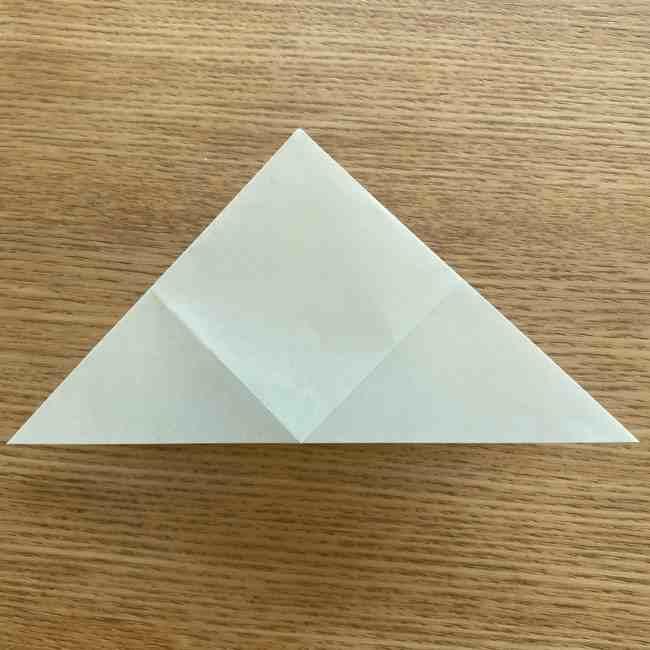 折り紙 皮むきバナナの折り方作り方(立体的) (20)