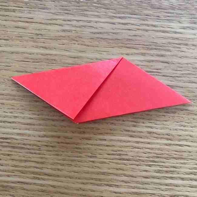 浮き輪の折り紙 簡単な折り方作り方 (7)