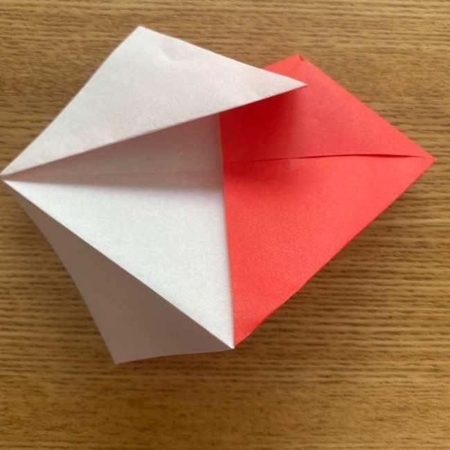 金魚の折り紙 簡単!子どもでも作れる折り方作り方 (11)