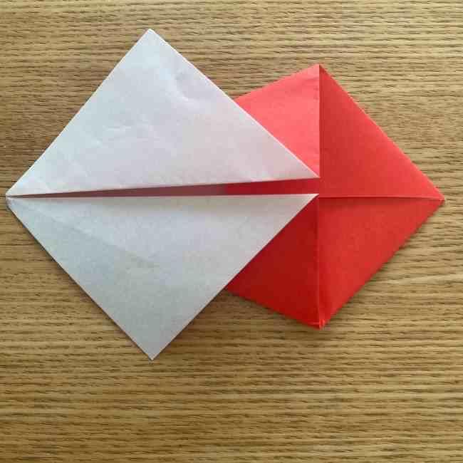 金魚の折り紙 簡単!子どもでも作れる折り方作り方 (12)