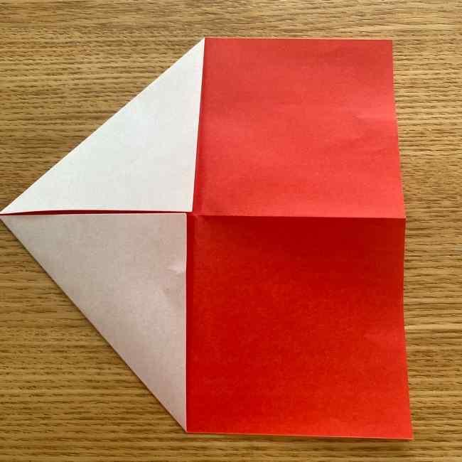 金魚の折り紙 簡単!子どもでも作れる折り方作り方 (5)