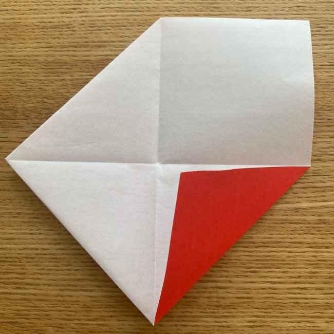 金魚の折り紙 簡単!子どもでも作れる折り方作り方 (7)