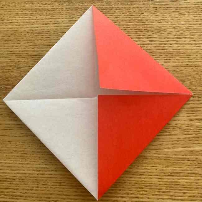 金魚の折り紙 簡単!子どもでも作れる折り方作り方 (8)