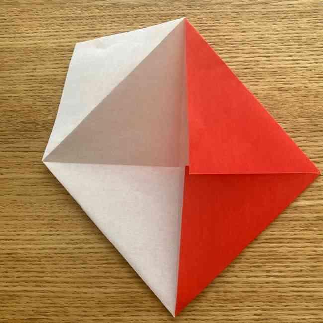 金魚の折り紙 簡単!子どもでも作れる折り方作り方 (9)