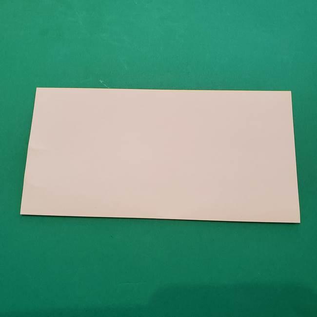 ひまわりの折り紙(8枚の花びら)の折り方作り方①花(2)