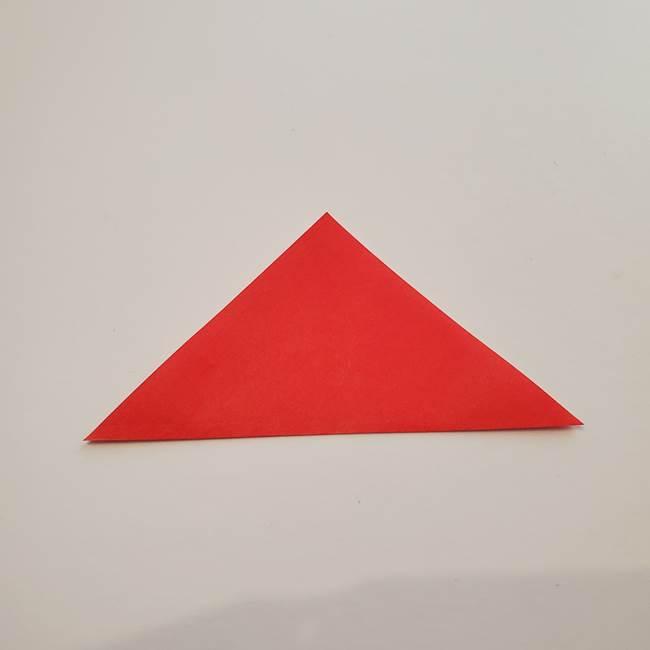 ぷっくり 風船金魚の折り紙の折り方作り方(2)