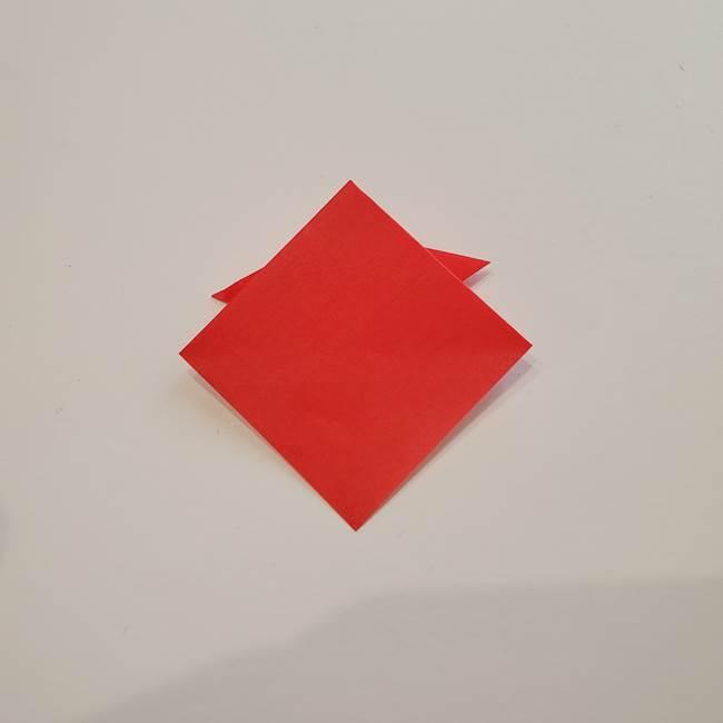 ぷっくり 風船金魚の折り紙の折り方作り方(9)