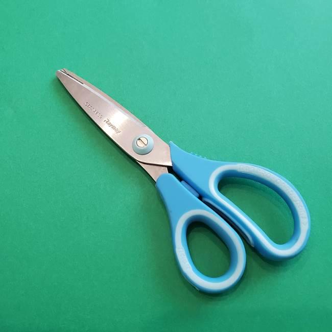 七夕☆箸置きの折り紙は簡単♪用意するもの(2)