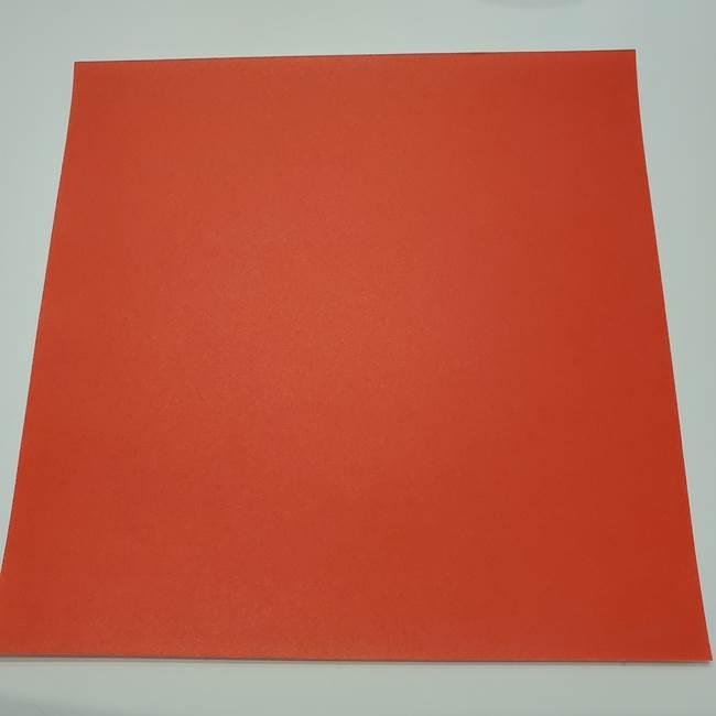 七夕の巾着の折り方作り方①四角(1)