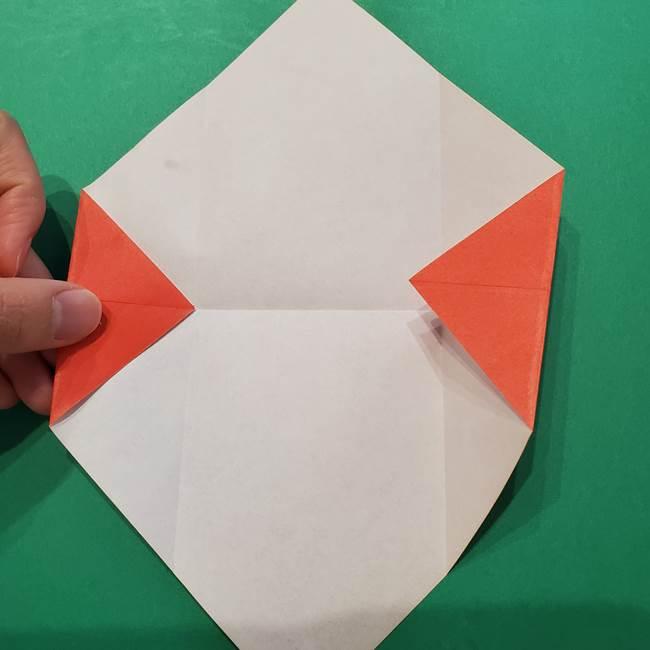 七夕の巾着の折り方作り方①四角(13)