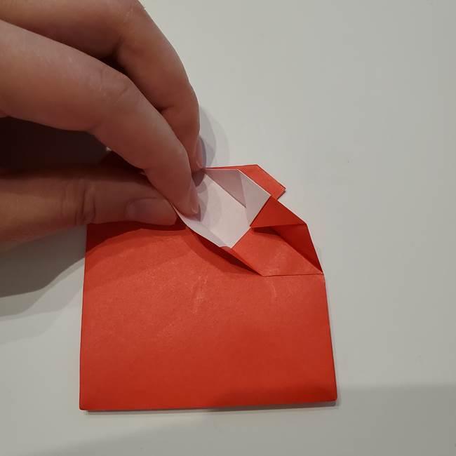 七夕の巾着の折り方作り方①四角(29)