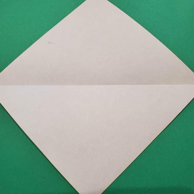 七夕の巾着の折り方作り方①四角(3)