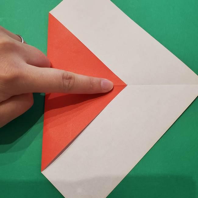 七夕の巾着の折り方作り方①四角(6)