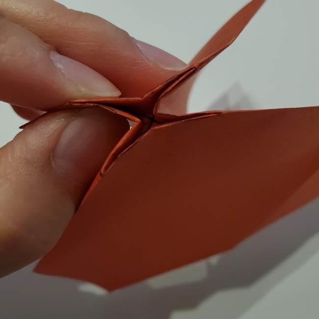 七夕の巾着の折り方作り方②丸(10)