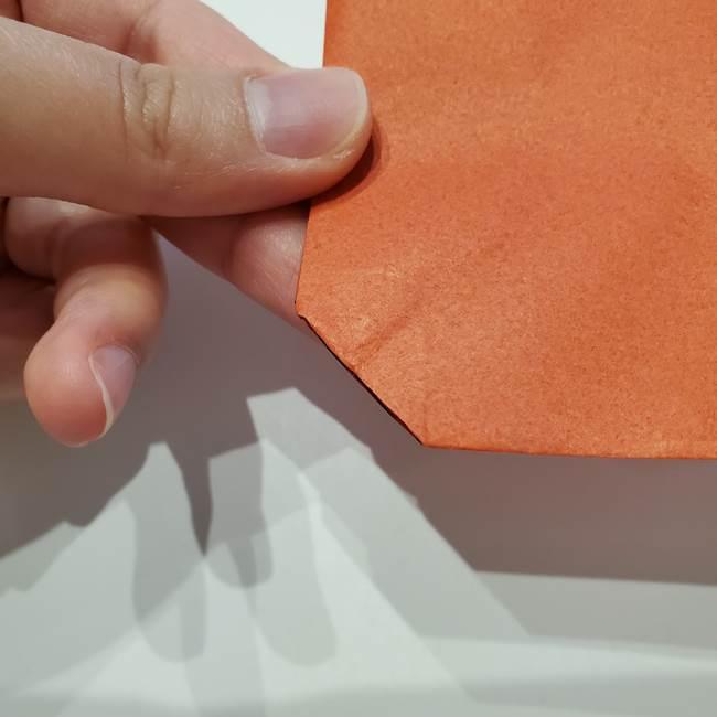 七夕の巾着の折り方作り方②丸(13)