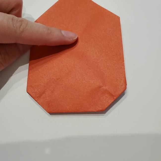 七夕の巾着の折り方作り方②丸(14)