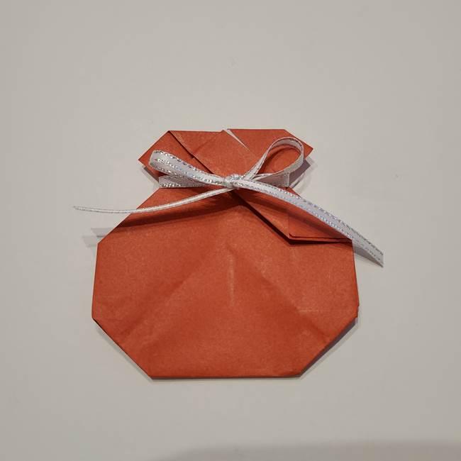 七夕の巾着の折り方作り方②丸(16)