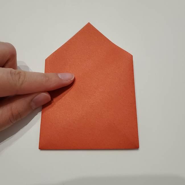 七夕の巾着の折り方作り方②丸(2)