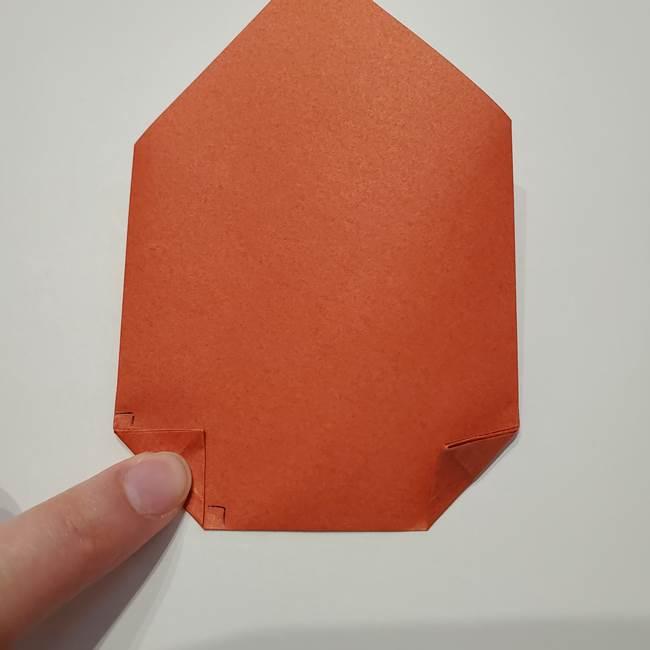 七夕の巾着の折り方作り方②丸(3)