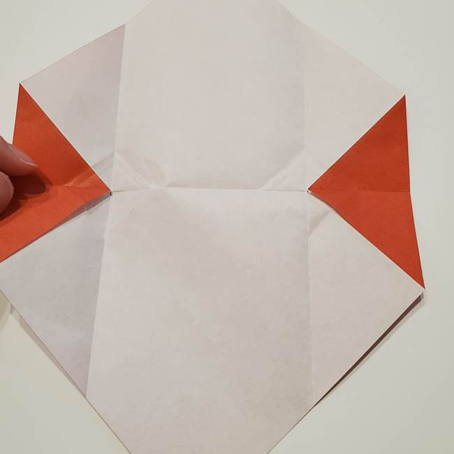 七夕の巾着の折り方作り方②丸(4)