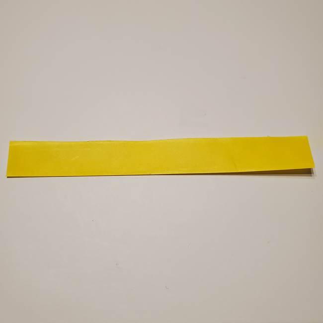 七夕の箸置きの折り紙☆かわいい星型の作り方折り方(2)