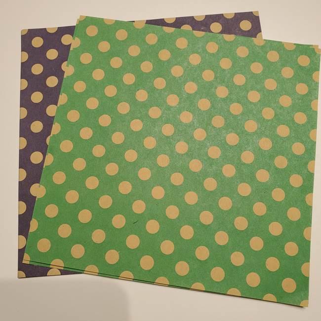 七夕飾りに折り紙でかわいいハートを簡単手作り☆用意するもの(1)