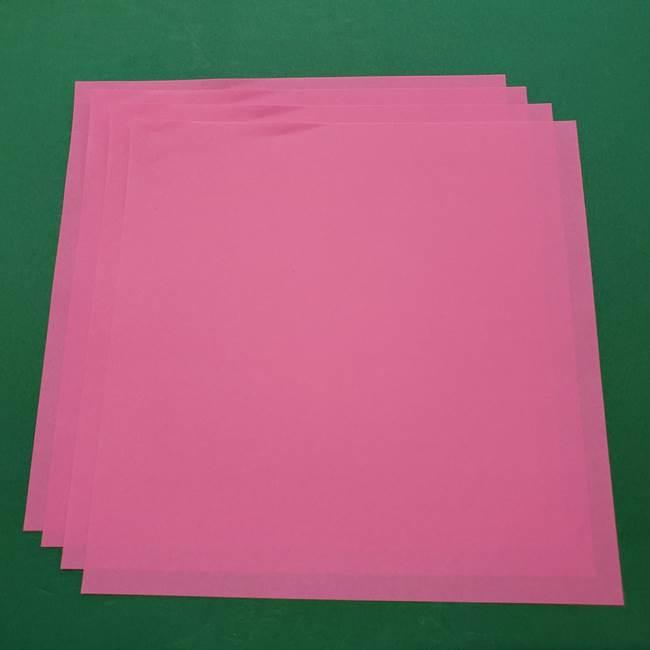 折り紙 ひまわりのリースは簡単♪用意するものは?(1)