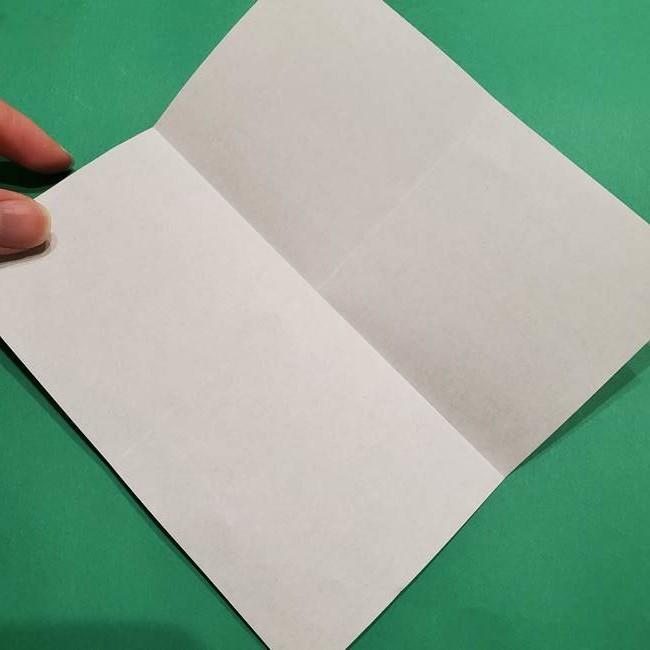 折り紙 笹の葉リース作り方①Aユニットの折り方(5)