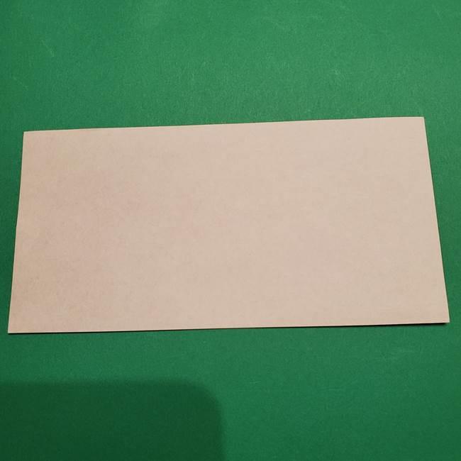 提灯の折り紙(平面)の簡単な折り方作り方②火袋(2)