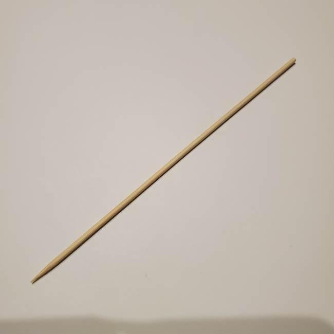 桔梗は折り紙一枚で立体的に作れる♪(2)
