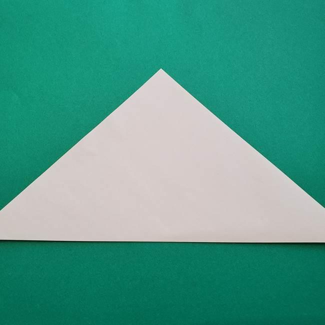 水仙の折り紙を平面で折るのは簡単?用意するもの(2)