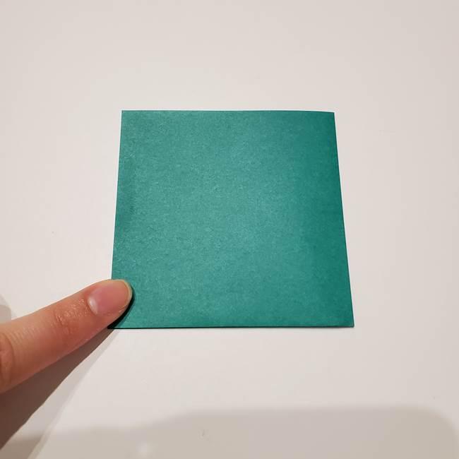 笹船の折り紙の折り方作り方(3)