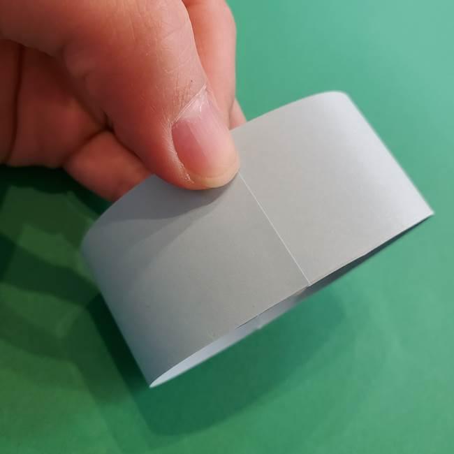 金魚の吊るし飾りの折り紙 作り方折り方B(1)