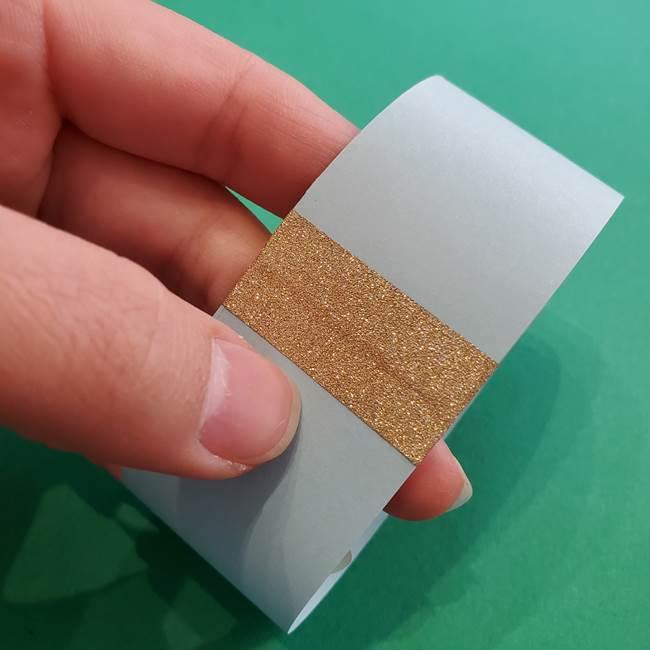 金魚の吊るし飾りの折り紙 作り方折り方B(2)