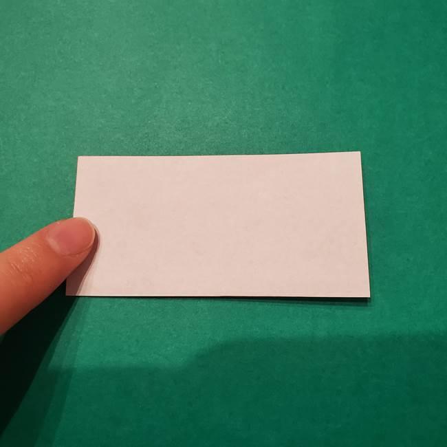 6 月の折り紙 あじさいを立体に折る折り方作り方(2)