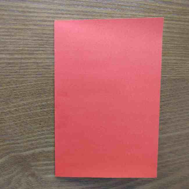 キティちゃんのリボン 折り紙の折り方作り方 (2)