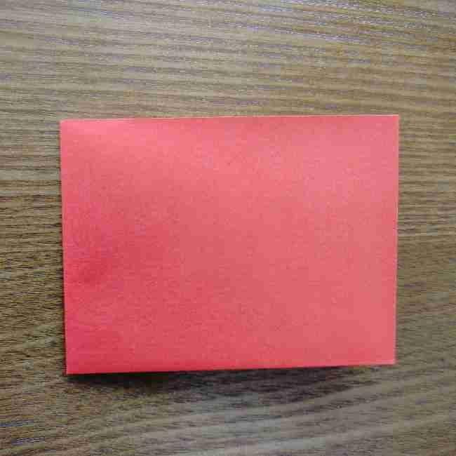 キティちゃんのリボン 折り紙の折り方作り方 (3)