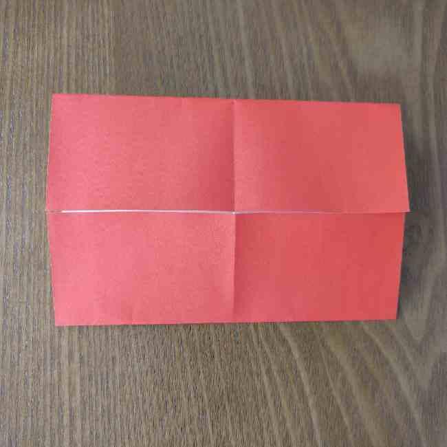 キティちゃんのリボン 折り紙の折り方作り方 (4)
