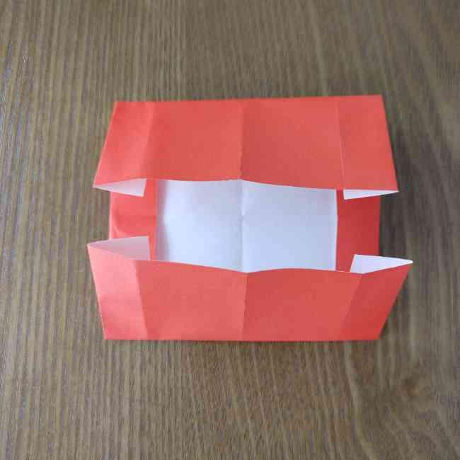 キティちゃんのリボン 折り紙の折り方作り方 (6)