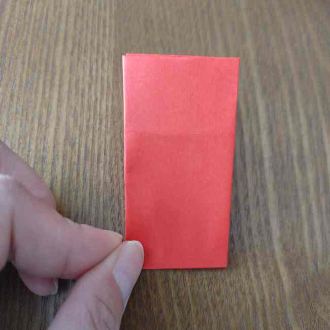 キティちゃんのリボン 折り紙の折り方作り方 (8)