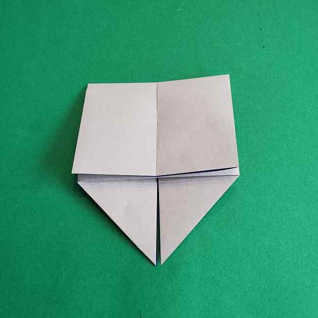 キティちゃんの全身(顔・体)の折り方作り方 (12)