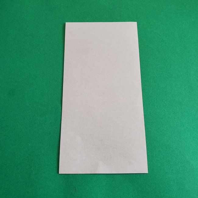 キティちゃんの全身(顔・体)の折り方作り方 (2)